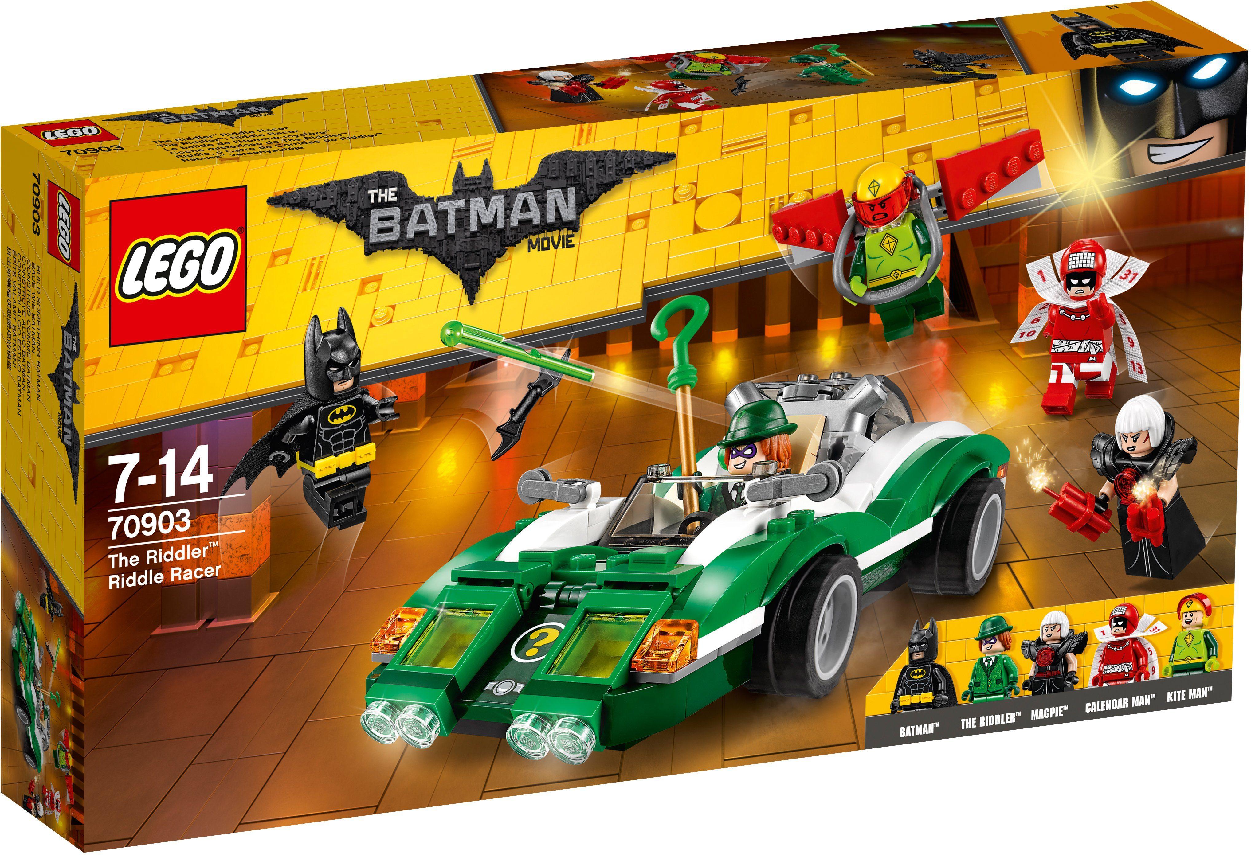 LEGO®, The Riddler™: Riddle Racer (70903), »THE LEGO® BATMAN MOVIE«