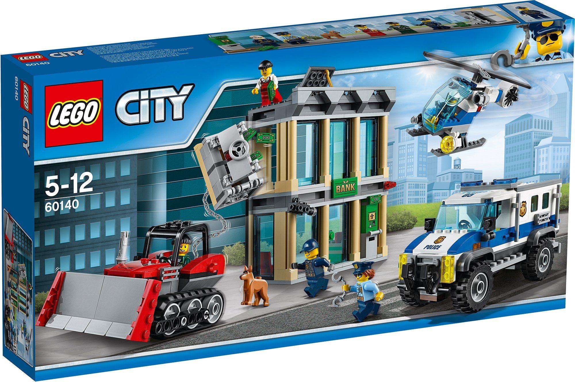 LEGO®, Bankraub mit Planierraupe (60140), »LEGO® City«