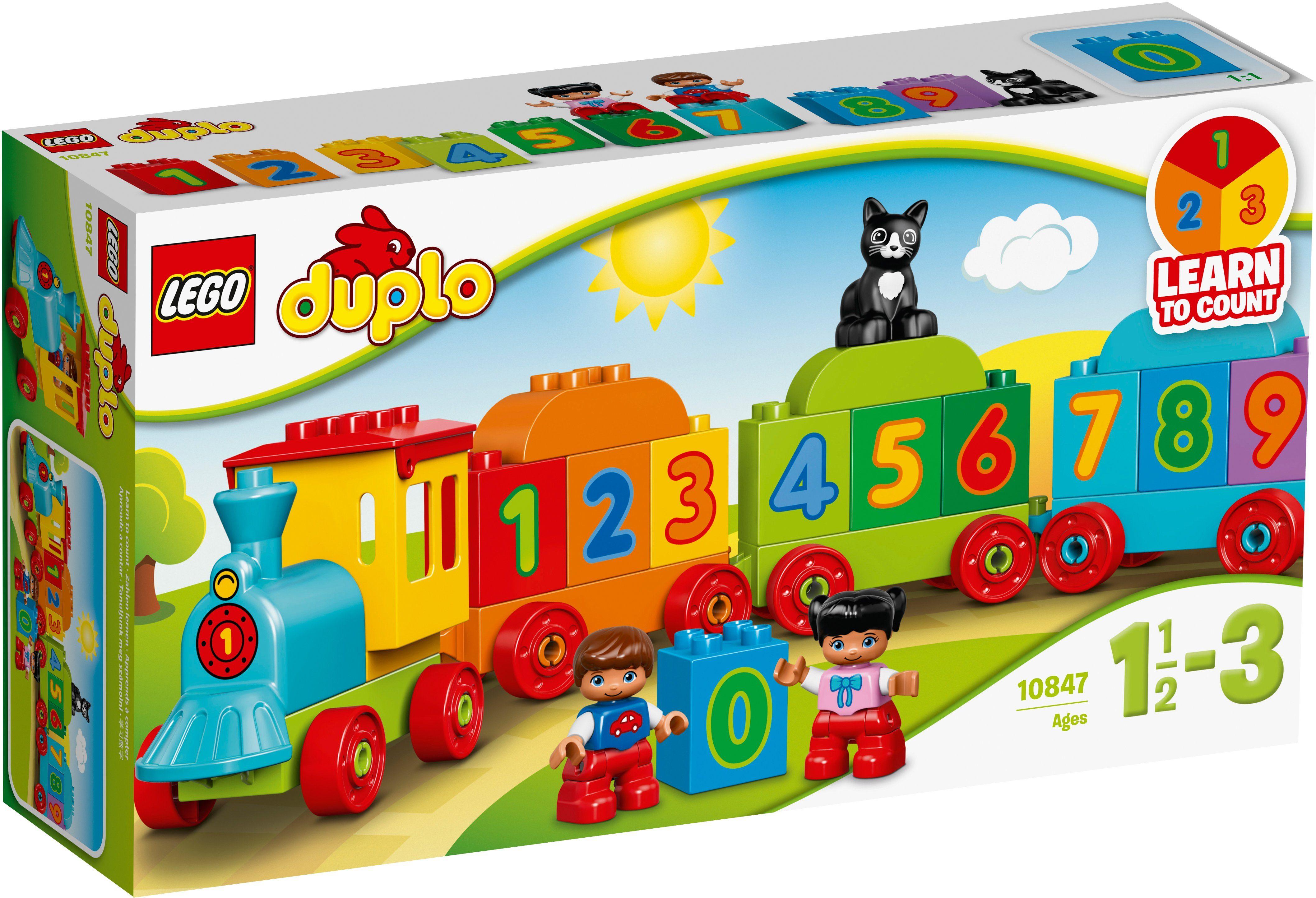 LEGO®, Zahlenzug (10847), »LEGO® DUPLO®«