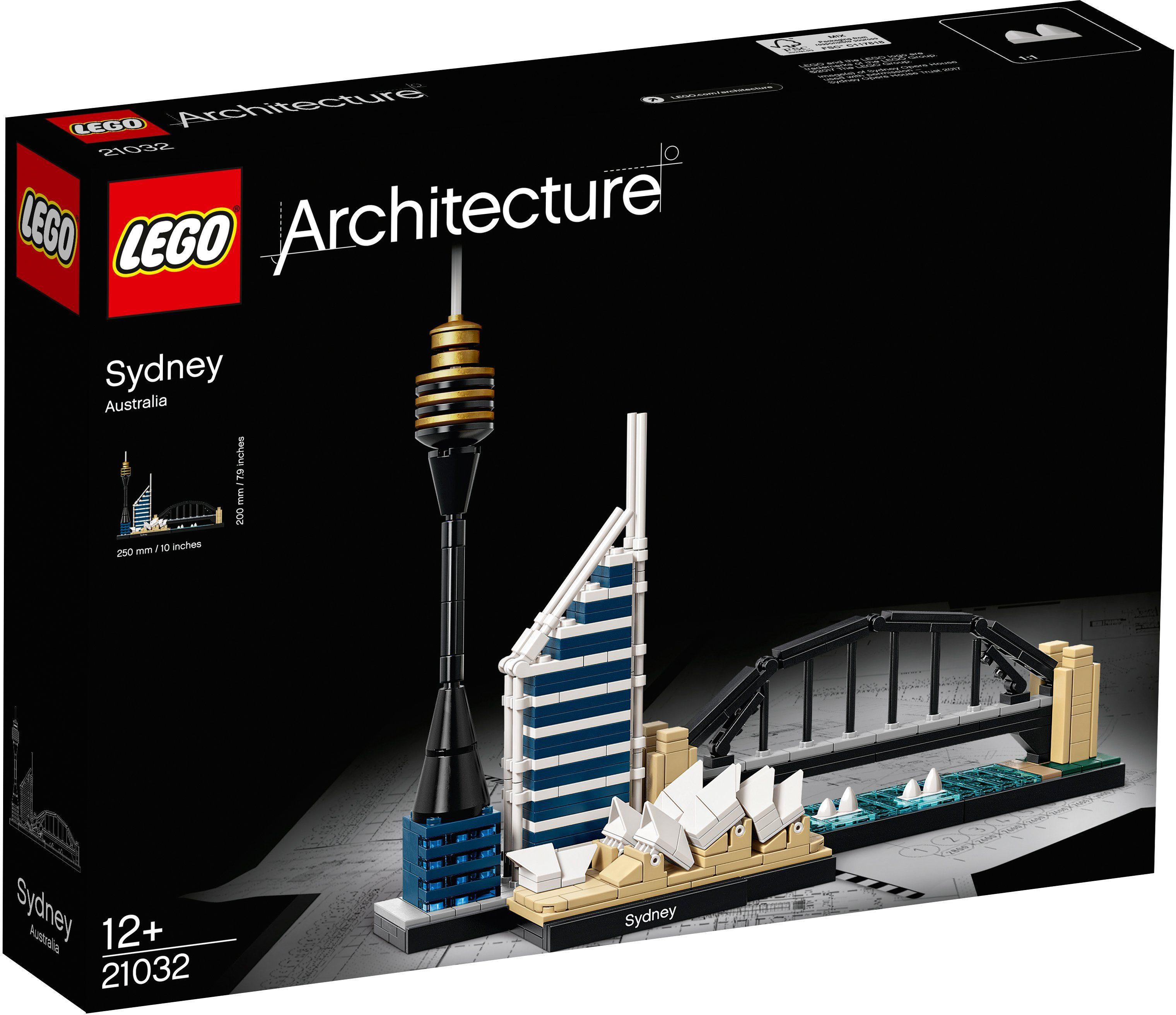 LEGO®, Sydney (21032), »LEGO® Architecture«