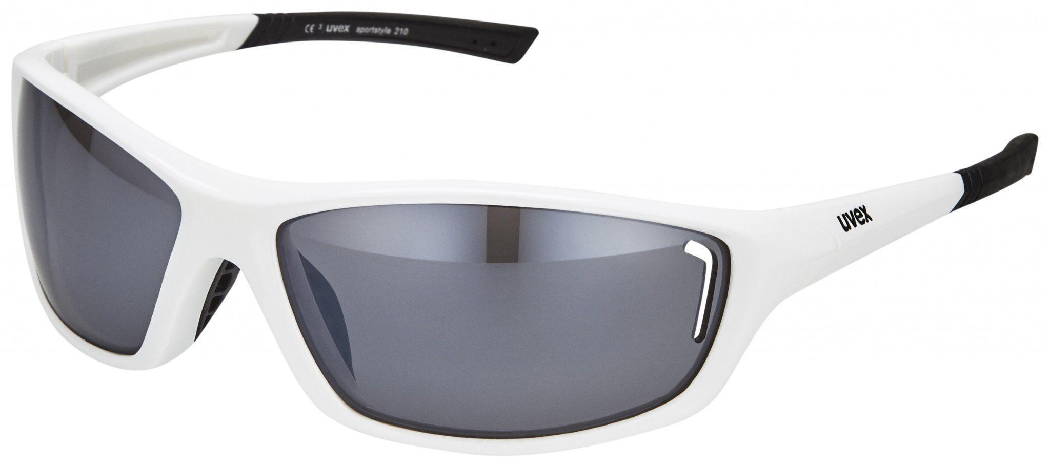 UVEX Radsportbrille »sportstyle 210 Glasses«