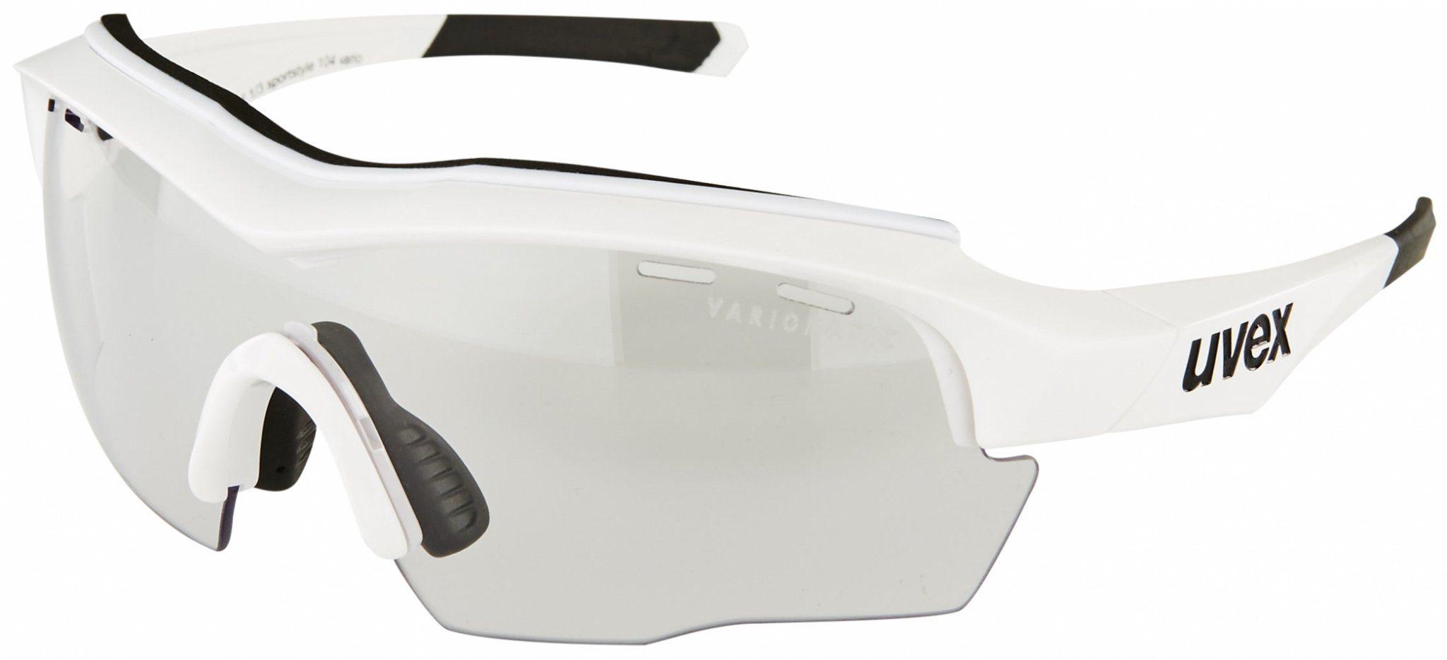 UVEX Radsportbrille »sportstyle 104 v Glasses«
