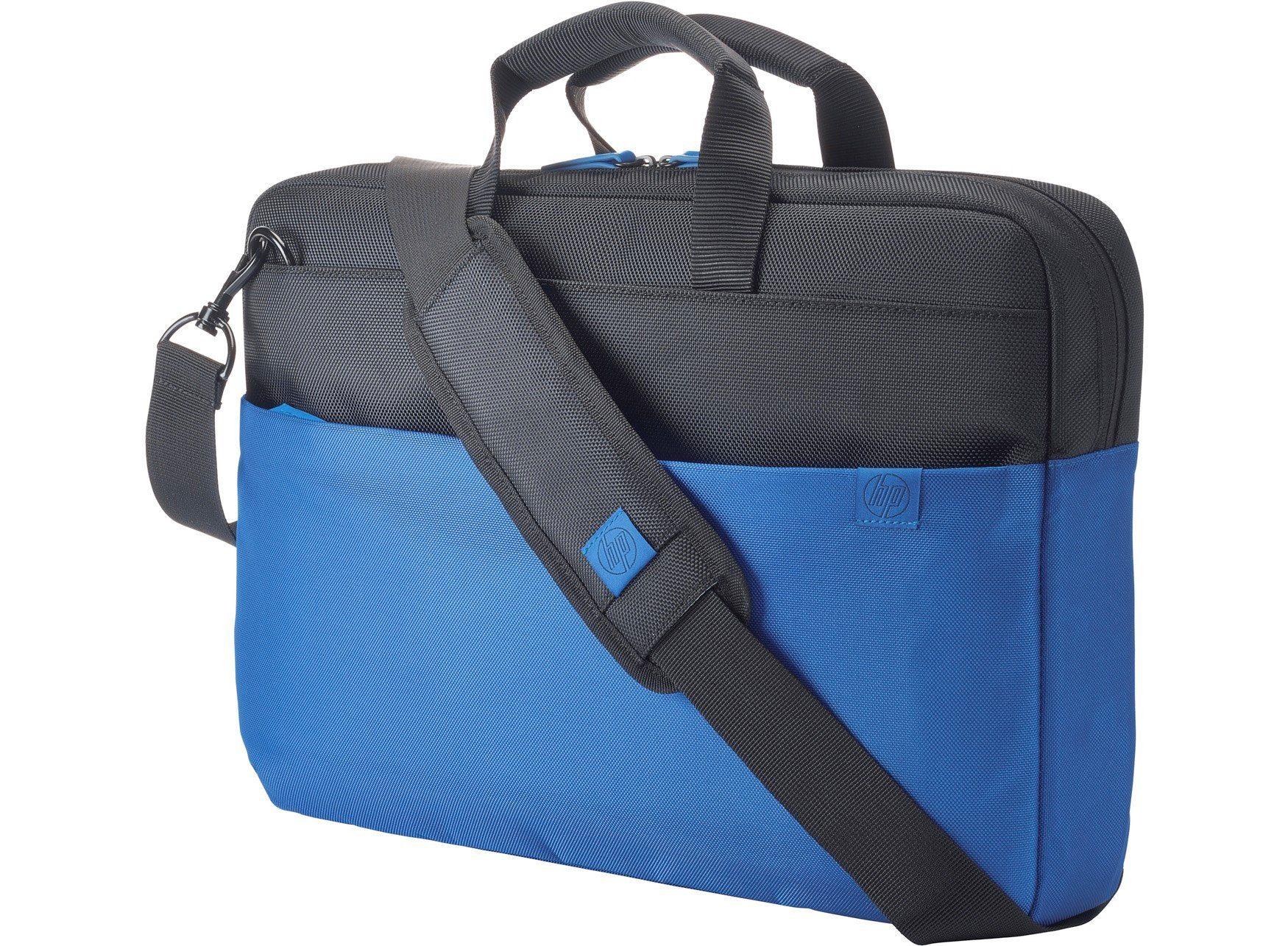 "HP Aktenkoffer »15.6"" Duotone BriefCase blau«"