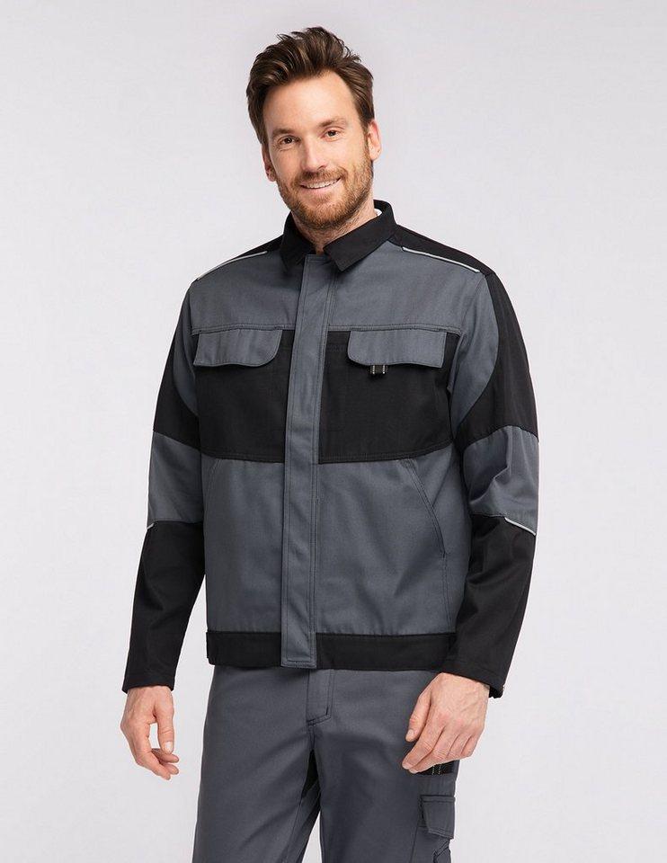 Pionier ® workwear Bundjacke Resist 1 in dunkelgrau