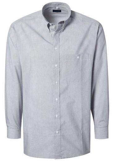 Pionier ® workwear Langarm-Hemd