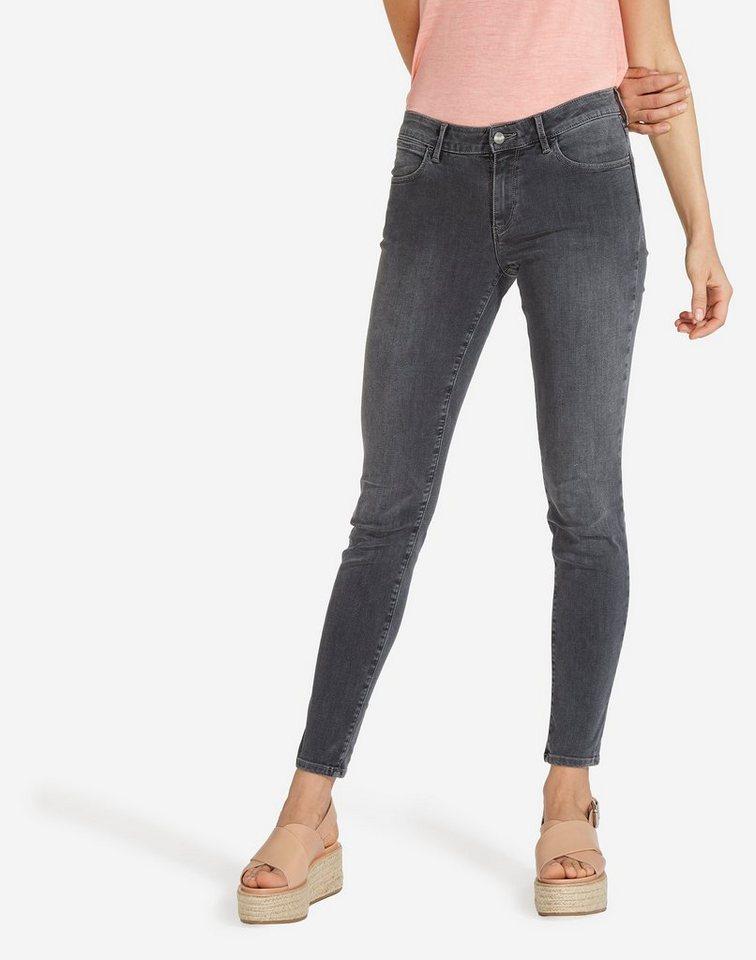 Wrangler Jeans »Skinny Ash« in ash