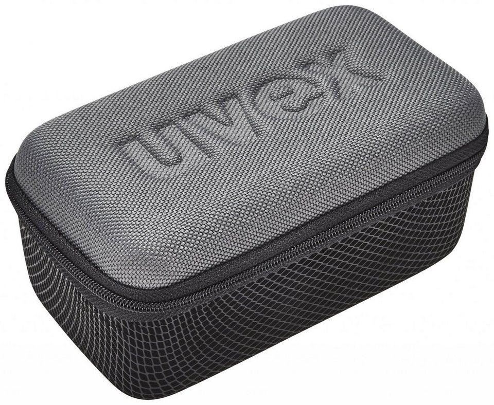 UVEX Radsportbrille »sportstyle 810 v Glasses« in schwarz