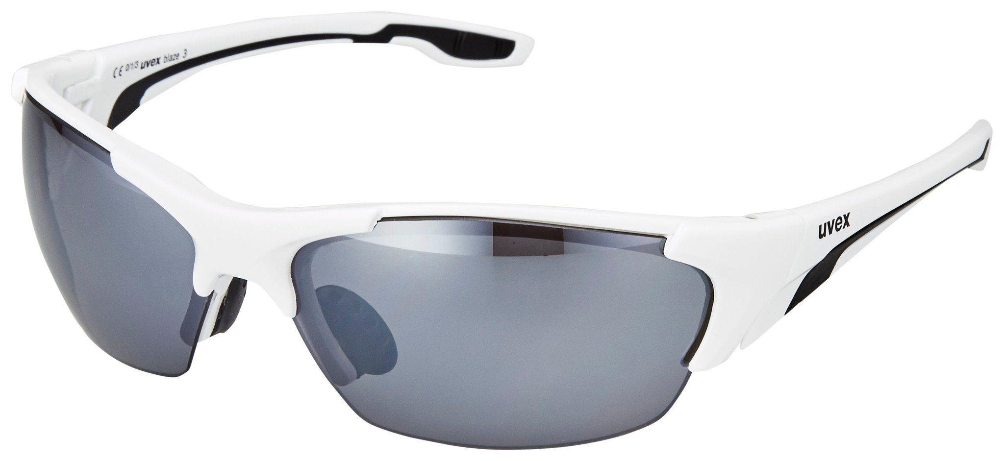 UVEX Radsportbrille »blaze lll Glasses«