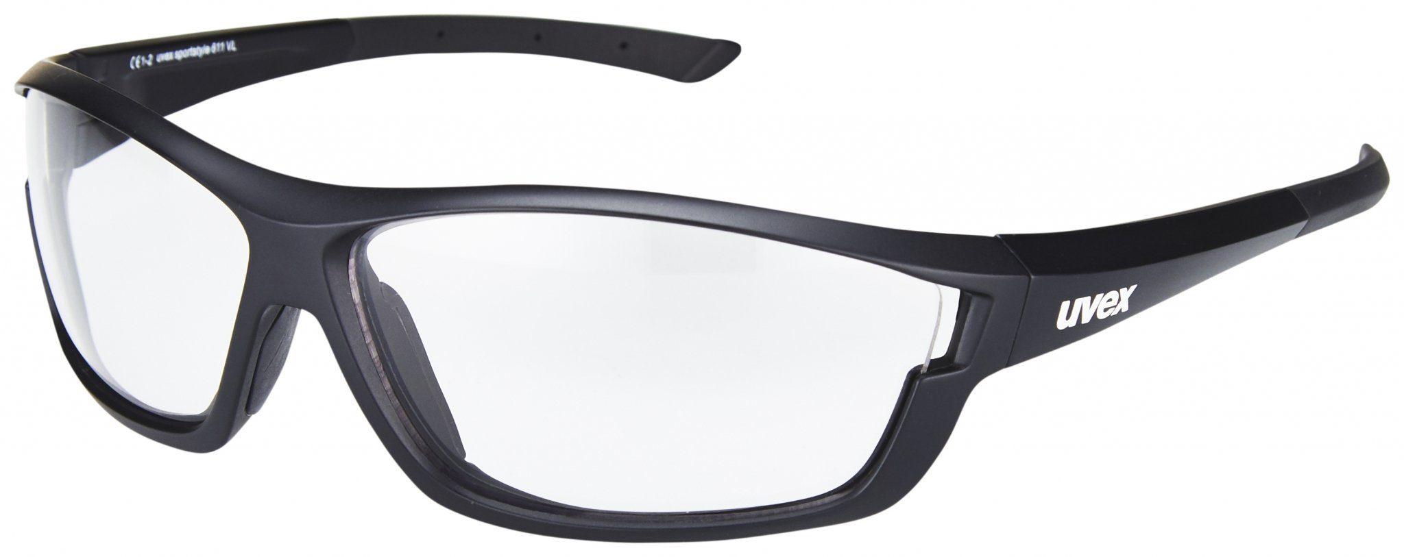 Uvex Sportbrille »sportstyle 611 VL Brille«