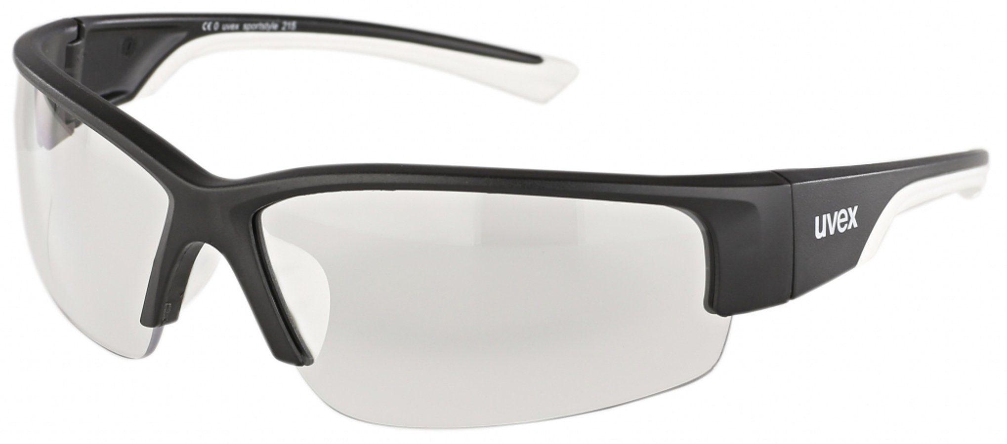 UVEX Radsportbrille »sportstyle 215 Glasses«