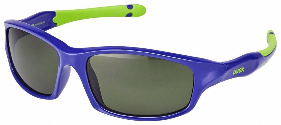 Uvex Radsportbrille »sportstyle 507 Kids Glasses« in lila