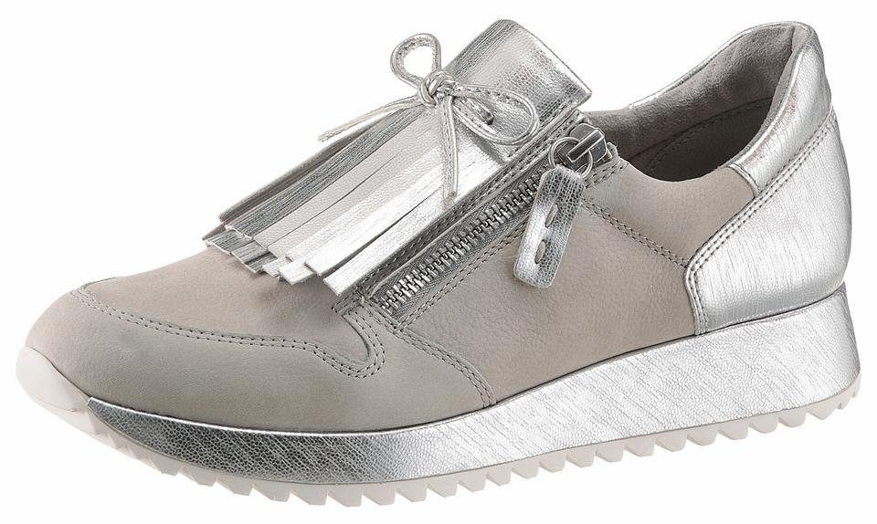 Next Slipper im Sneaker-Look, silberfarben, Silver