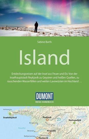 Broschiertes Buch »DuMont Reise-Handbuch Reiseführer Island«