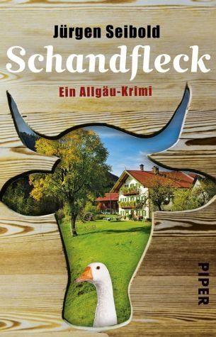 Broschiertes Buch »Schandfleck / Hauptkommissar Eike Hansen Bd.5«
