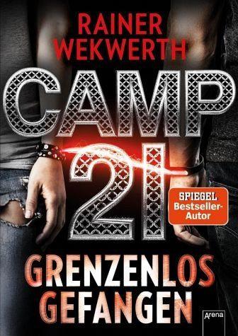 Gebundenes Buch »Camp 21«