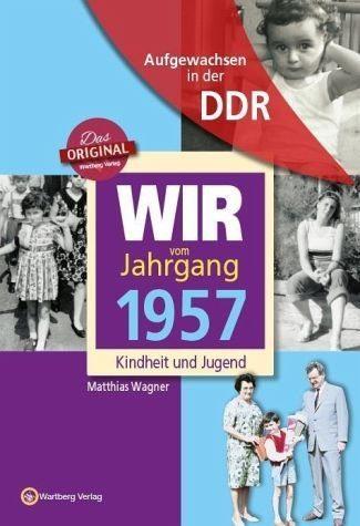 Gebundenes Buch »Aufgewachsen in der DDR - Wir vom Jahrgang...«