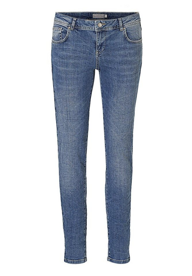 Betty&Co Jeans in Dark Blue Denim - Bl