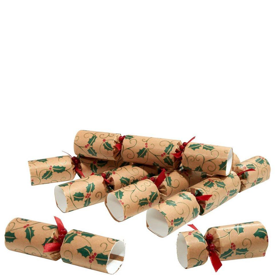 "BUTLERS X-MAS »Christmas Bonbons ""Natural""« in braun"