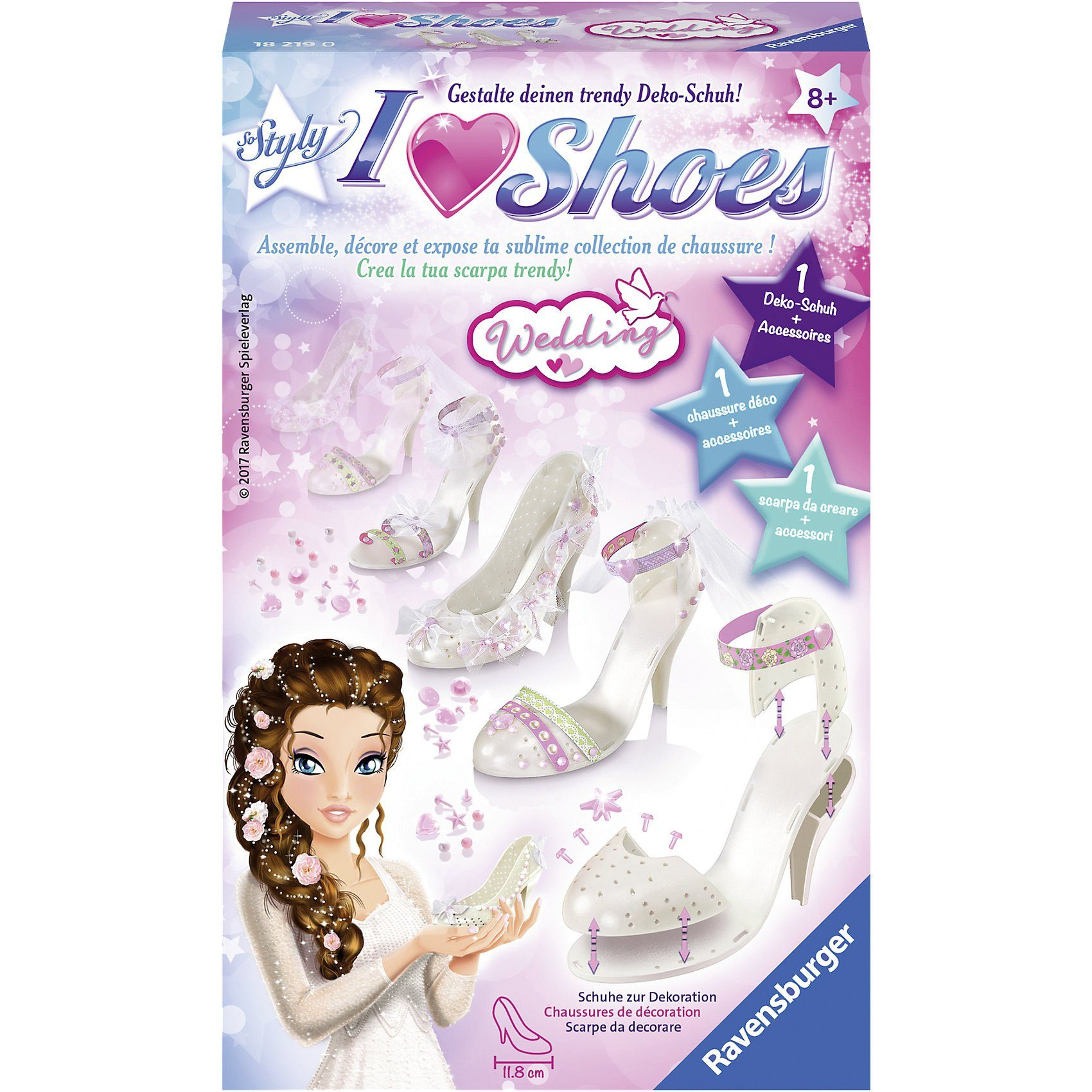 Ravensburger I love Shoes Mini: Wedding