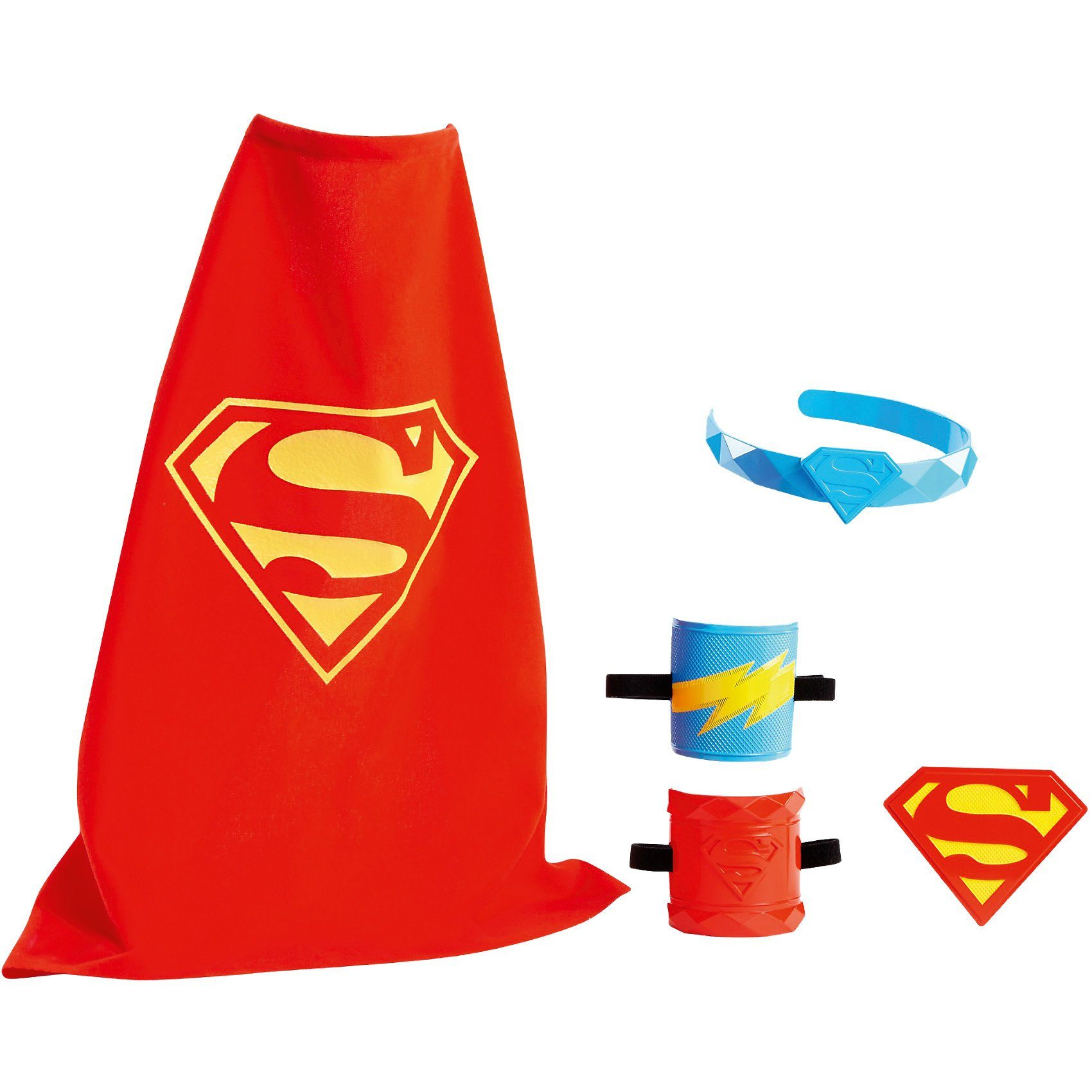 Mattel® DCSHG Supergirl Superheldinnen-Kostüm