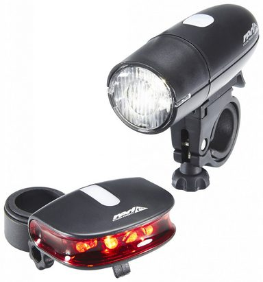Red Cycling Products Fahrradbeleuchtung »Bright LED Light Beleuchtungs Set«