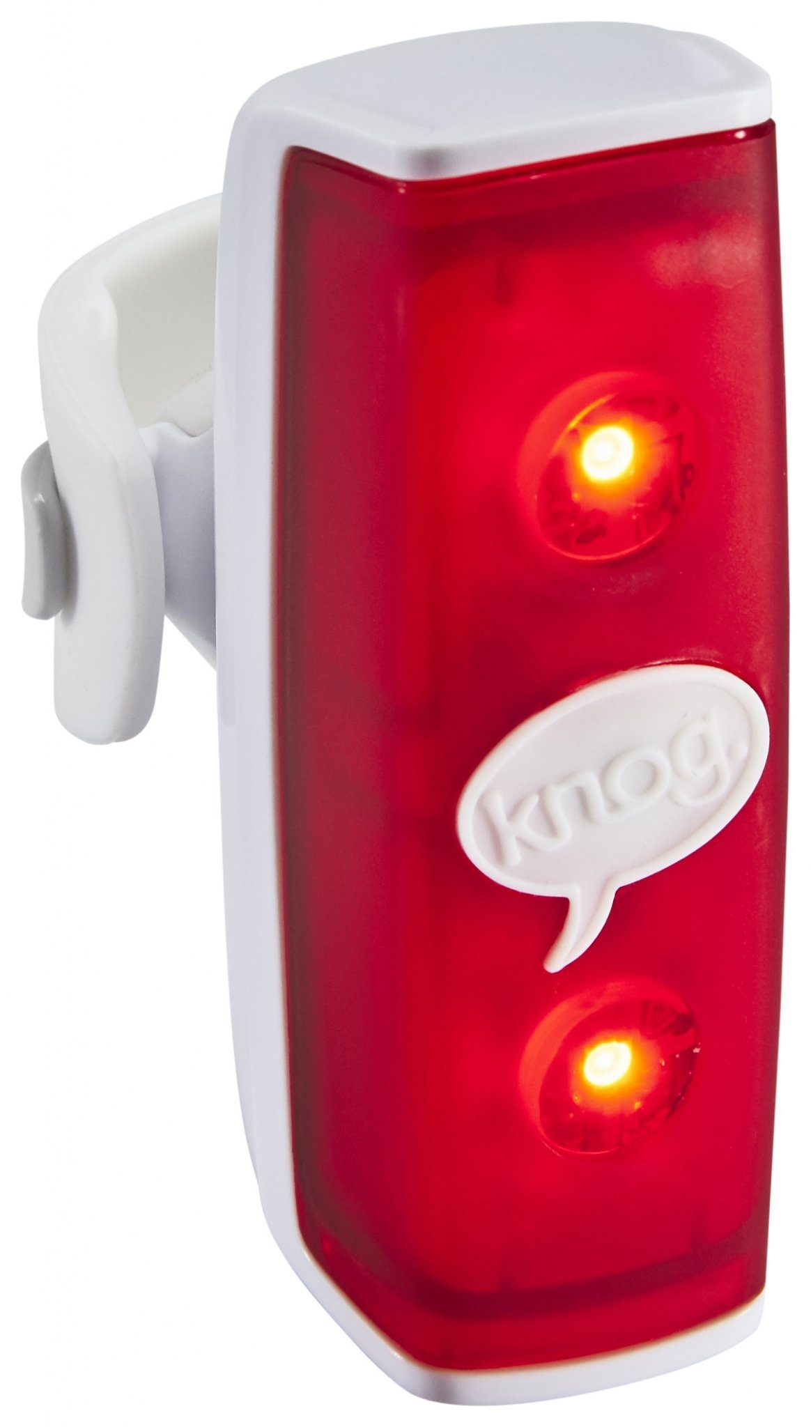 Knog Fahrradbeleuchtung »POP r Rücklicht rote LED«