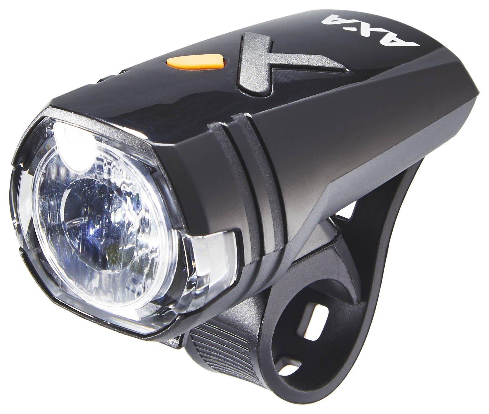 AXA Fahrradbeleuchtung »Greenline30 LED-Akkuscheinwerfer«