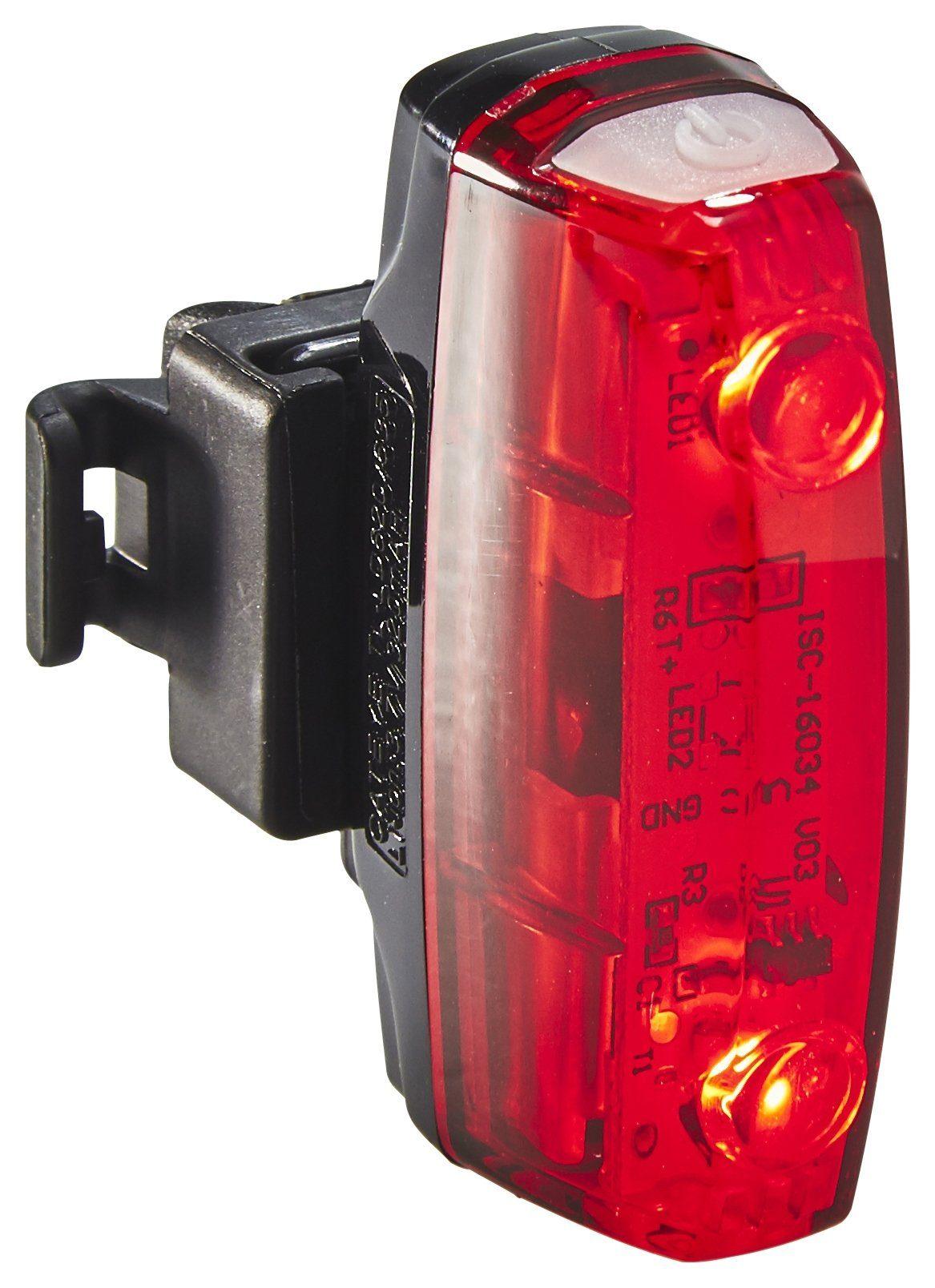 Cateye Fahrradbeleuchtung »Rapid Micro G TL-LD620G schwarz/rot«