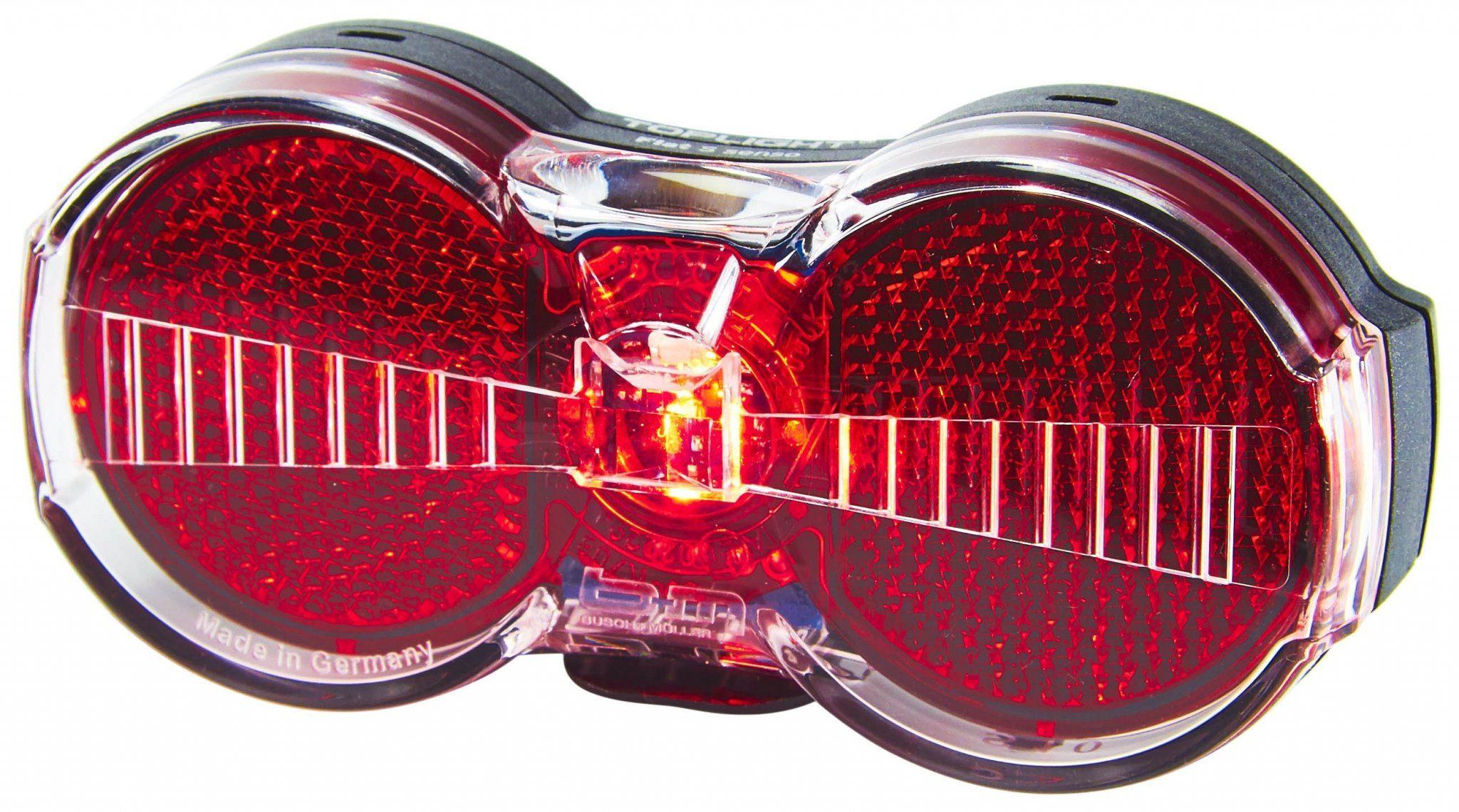 Busch + Müller Fahrradbeleuchtung »Toplight Flat S Senso Rücklicht«