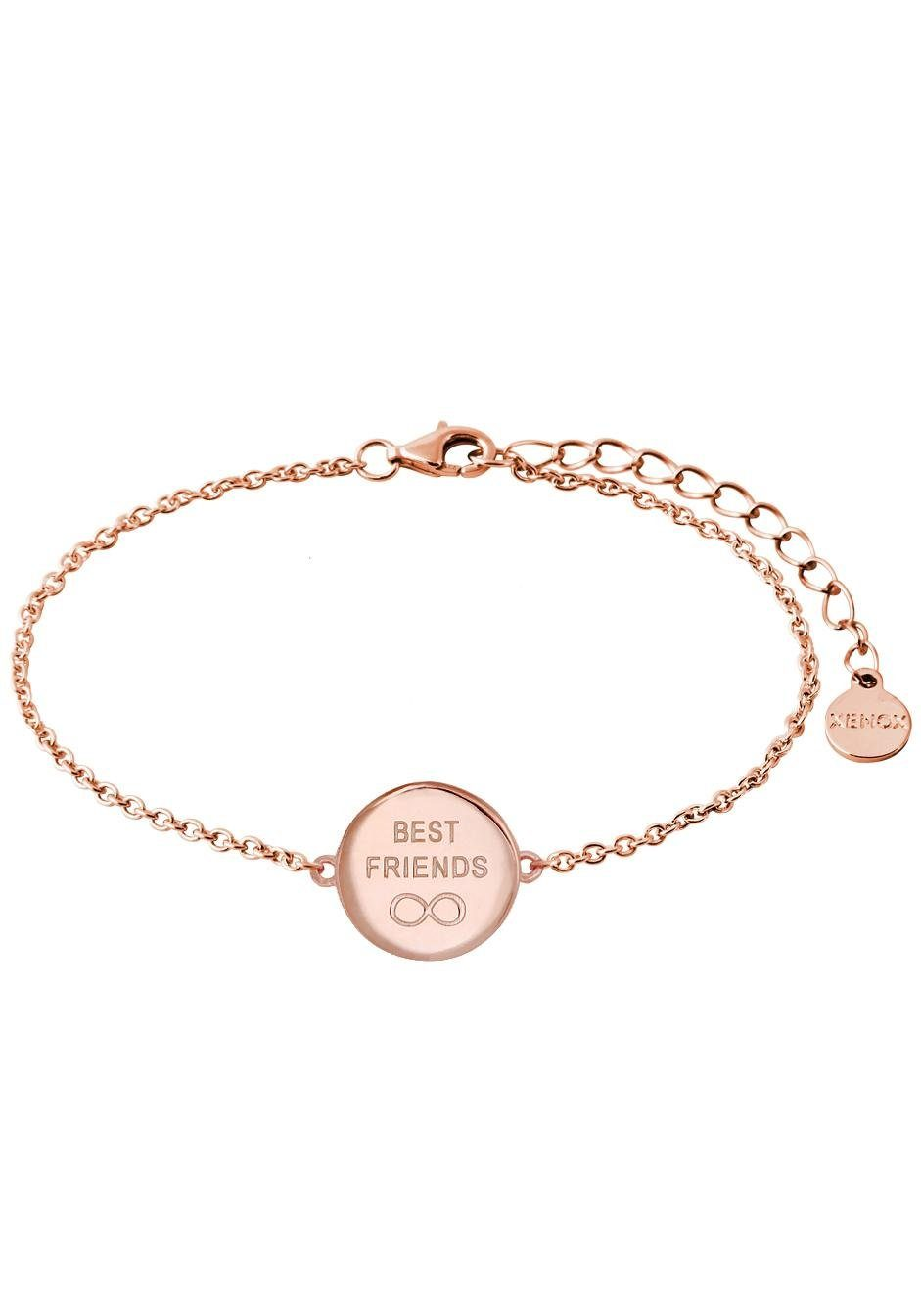 XENOX Armband »BEST FRIENDS, Love Letters, XS3711R«
