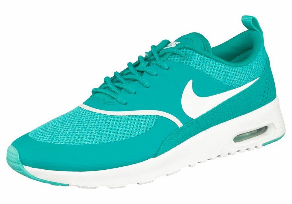 Nike Sneaker »Wmns Air Max Thea« in türkis-weiß
