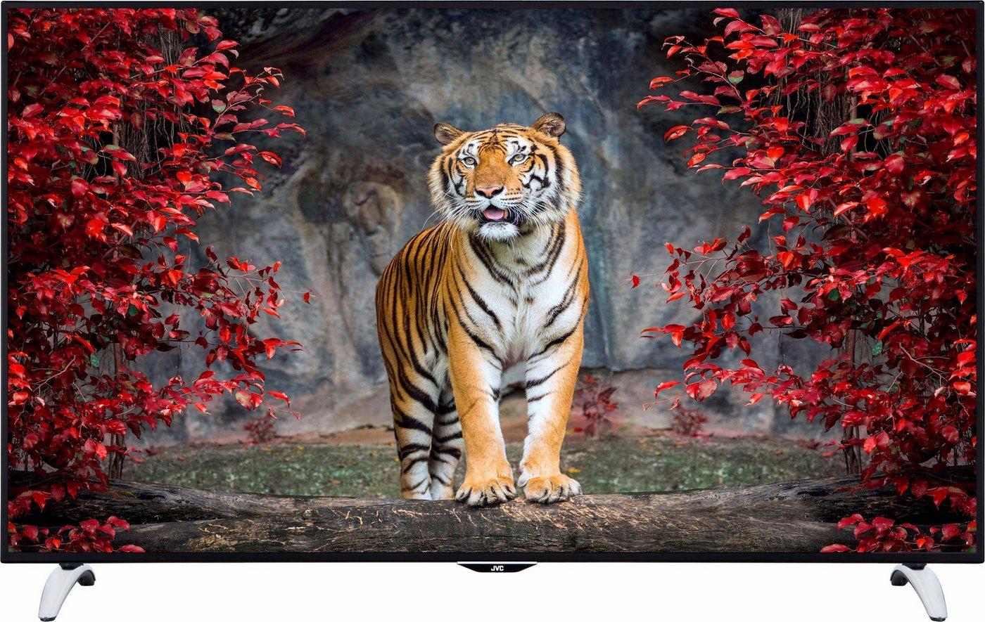 JVC LT-65V73AU LED-Fernseher (165 cm/65 Zoll, Smart-TV)
