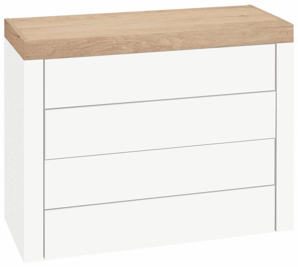 kommode panama breite 89 cm online kaufen otto. Black Bedroom Furniture Sets. Home Design Ideas