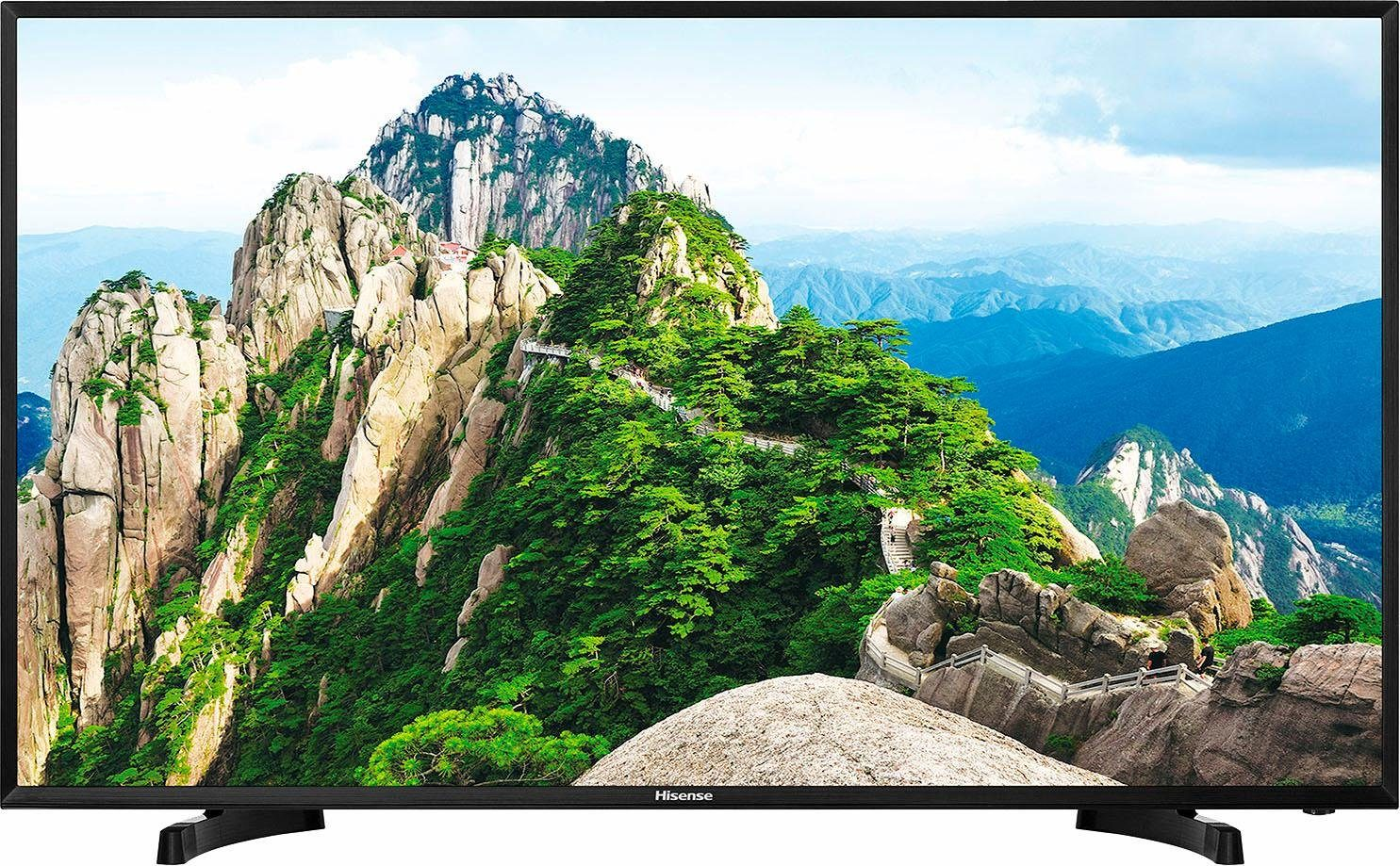 Hisense H32MEC2150S, LED Fernseher, 80 cm (32 Zoll), HD-ready 720p