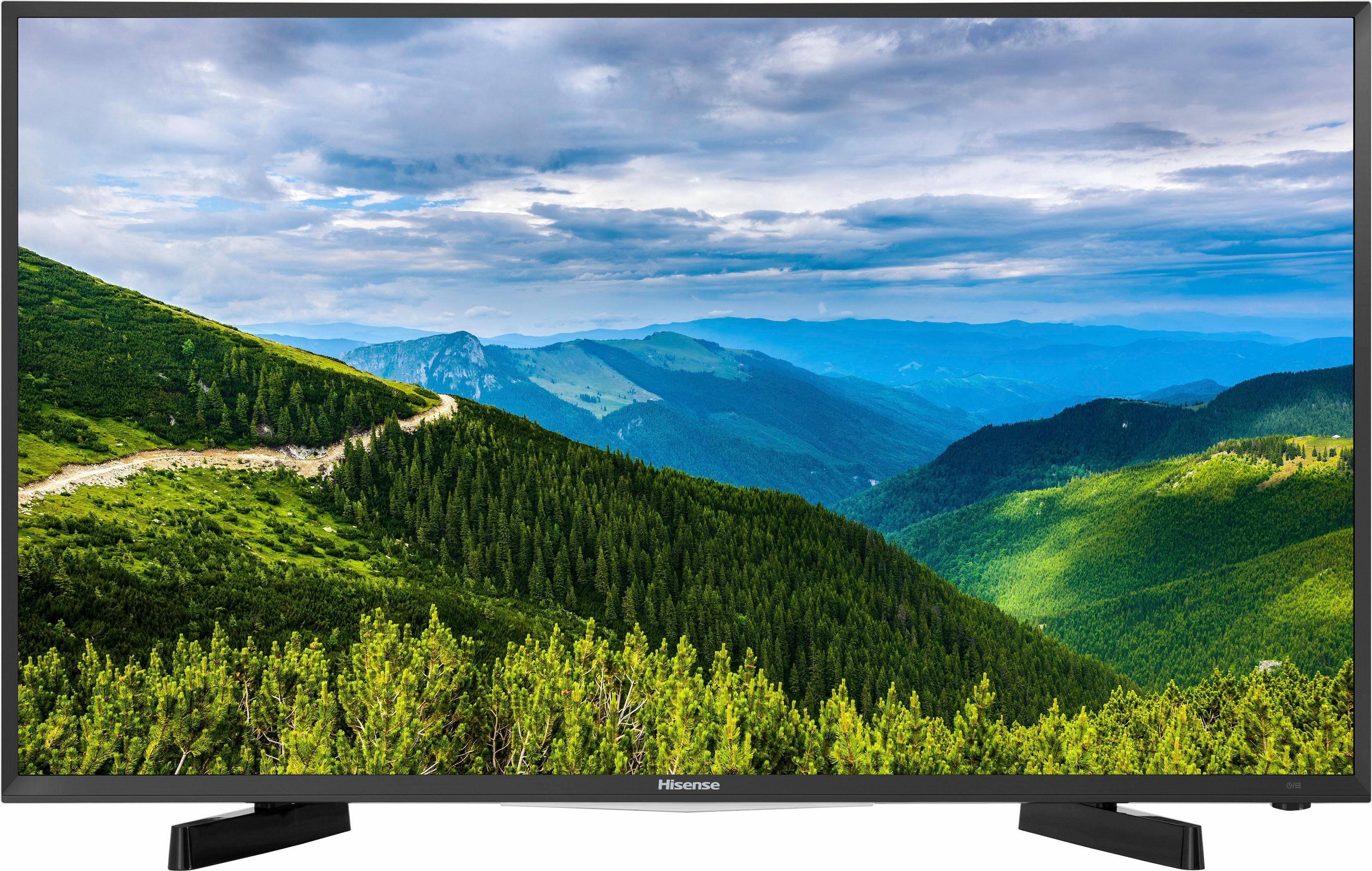 Hisense H49MEC2650, LED Fernseher, 123 cm (49 Zoll), 1080p (Full HD), Smart-TV