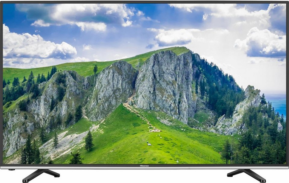 hisense h55mec3050 led fernseher 138 cm 55 zoll 2160p. Black Bedroom Furniture Sets. Home Design Ideas
