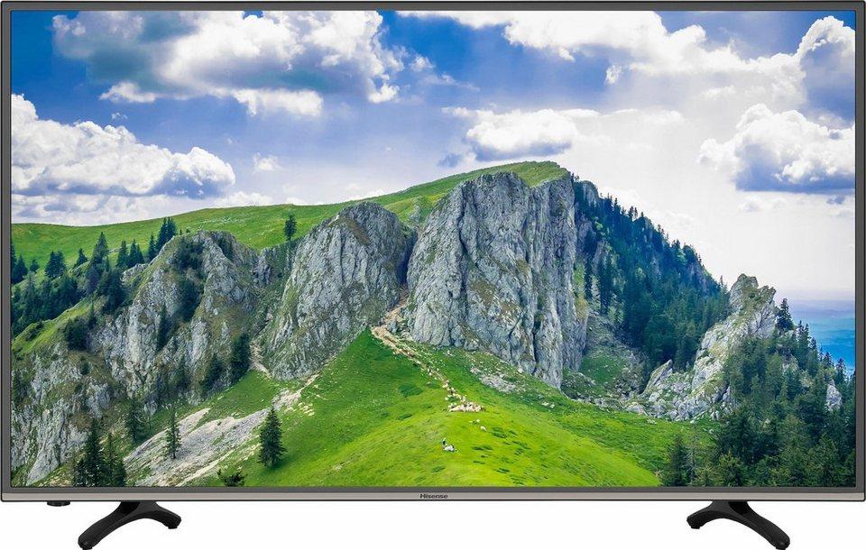 hisense h43mec3050 led fernseher 108 cm 43 zoll 2160p 4k ultra hd smart tv online kaufen. Black Bedroom Furniture Sets. Home Design Ideas