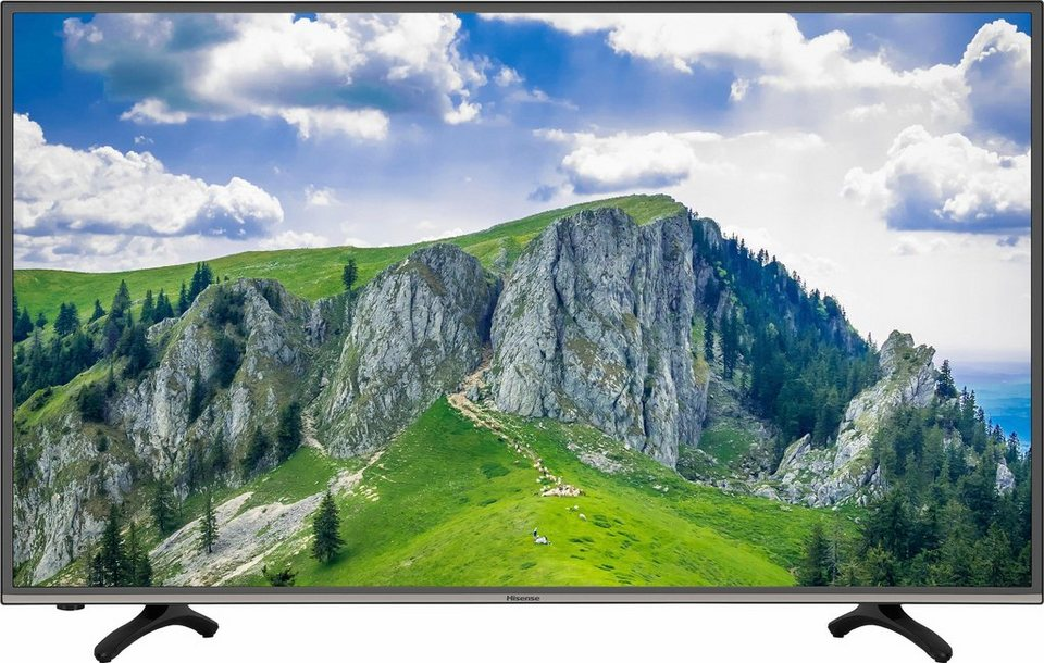hisense h49mec3050 led fernseher 123 cm 49 zoll 2160p 4k ultra hd smart tv online kaufen. Black Bedroom Furniture Sets. Home Design Ideas