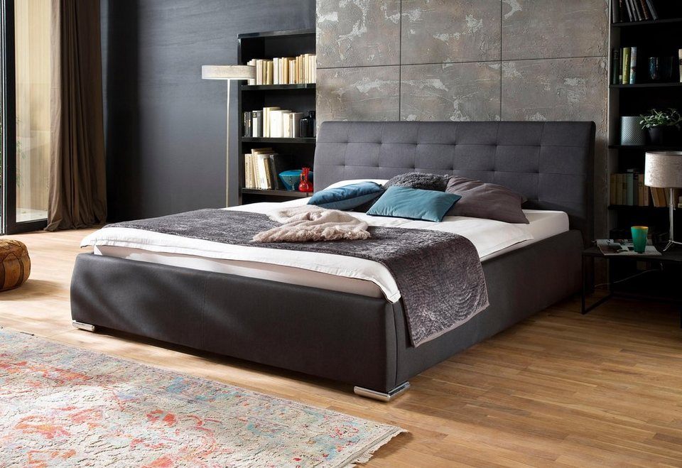 meise m bel polsterbett inkl bettkasten lattenroste und matratzen online kaufen otto. Black Bedroom Furniture Sets. Home Design Ideas