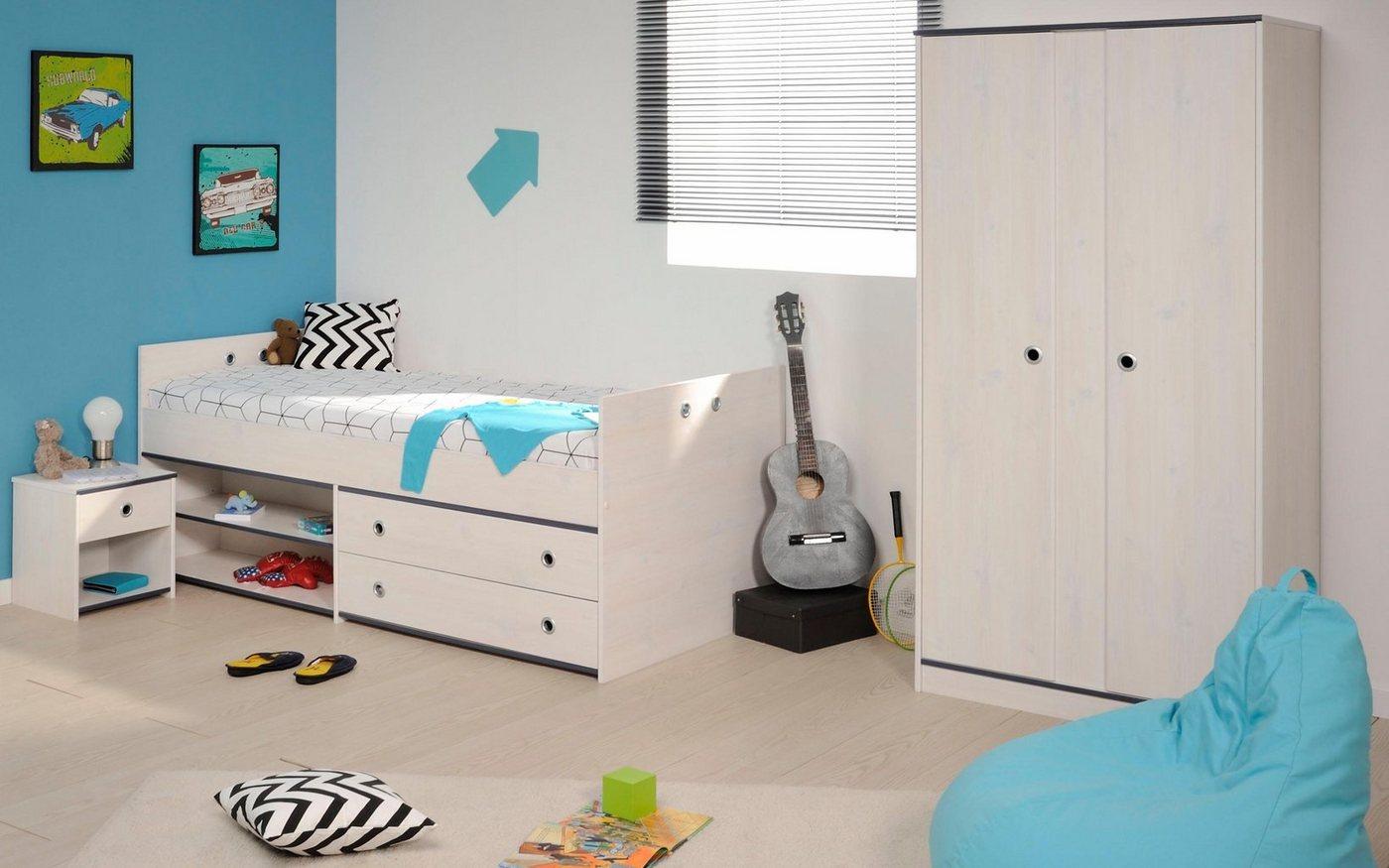 Komplettzimmer - Parisot Jugendzimmer Set »Smoozy«  - Onlineshop OTTO