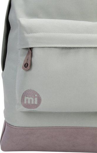 Pistazie grau« Pac Mi Mit Laptopfach »classic Rucksack wpnqPYX