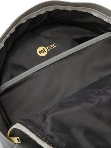Pac »gold Grau« Laptopfach Mit Rucksack Mi Rubber Hwqva1ad