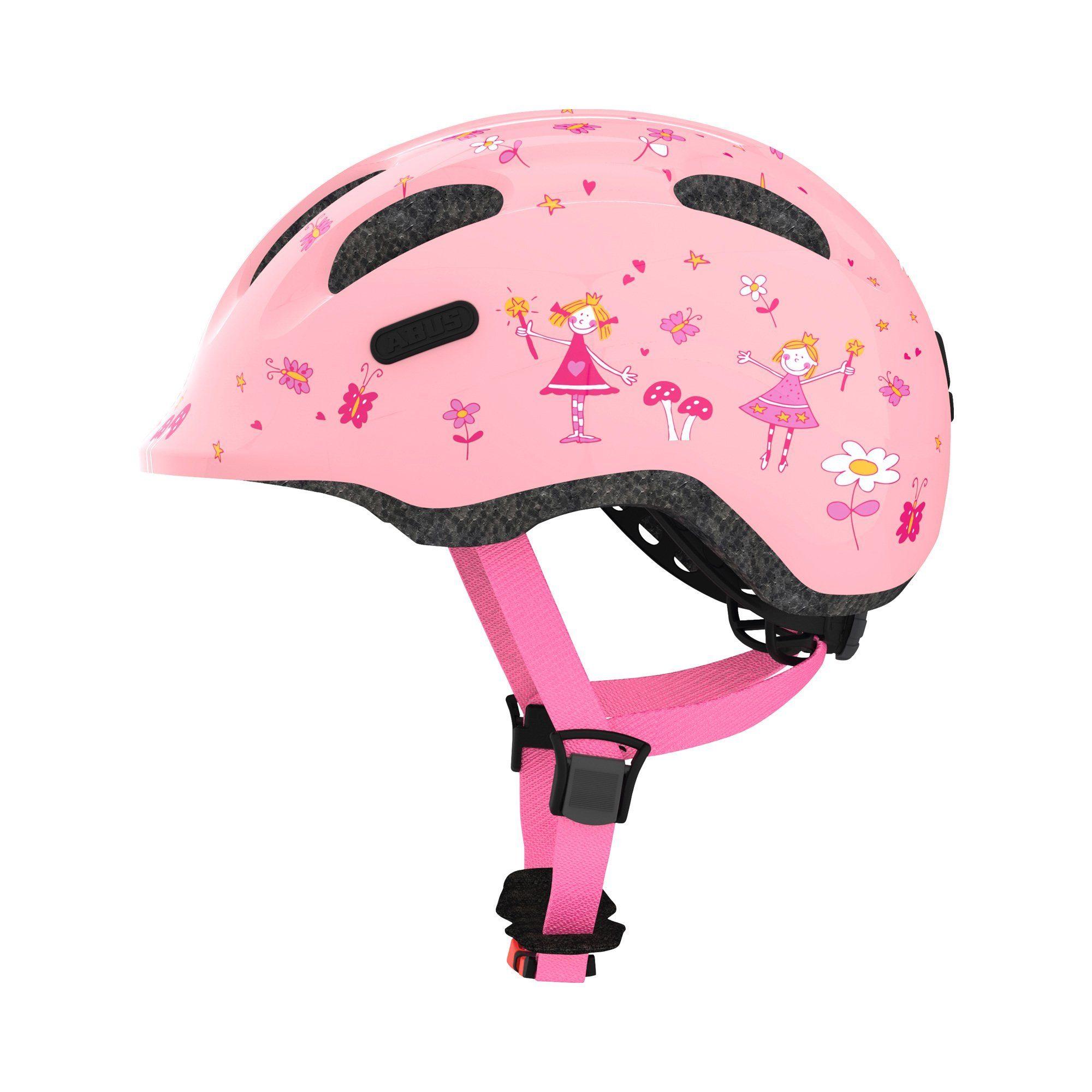 ABUS Fahrradhelm Smiley 2.0 rose Princess