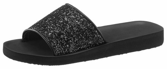 Esprit Francis Glitter Mule, With Glitter