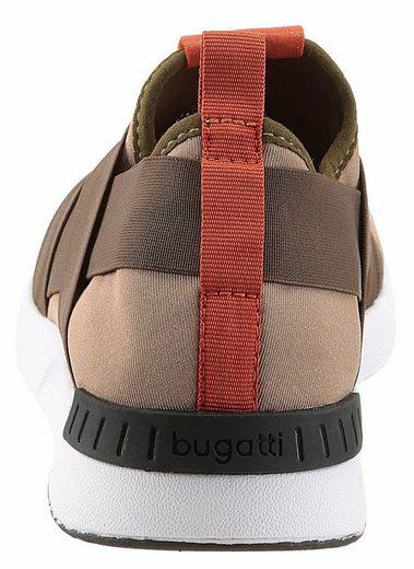 Bugatti Sneaker, Mit Soft Fit Memory Foam