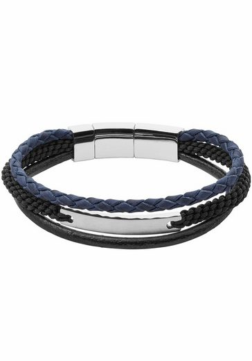 Fossil Armband »MENS CASUAL, JF02633040«