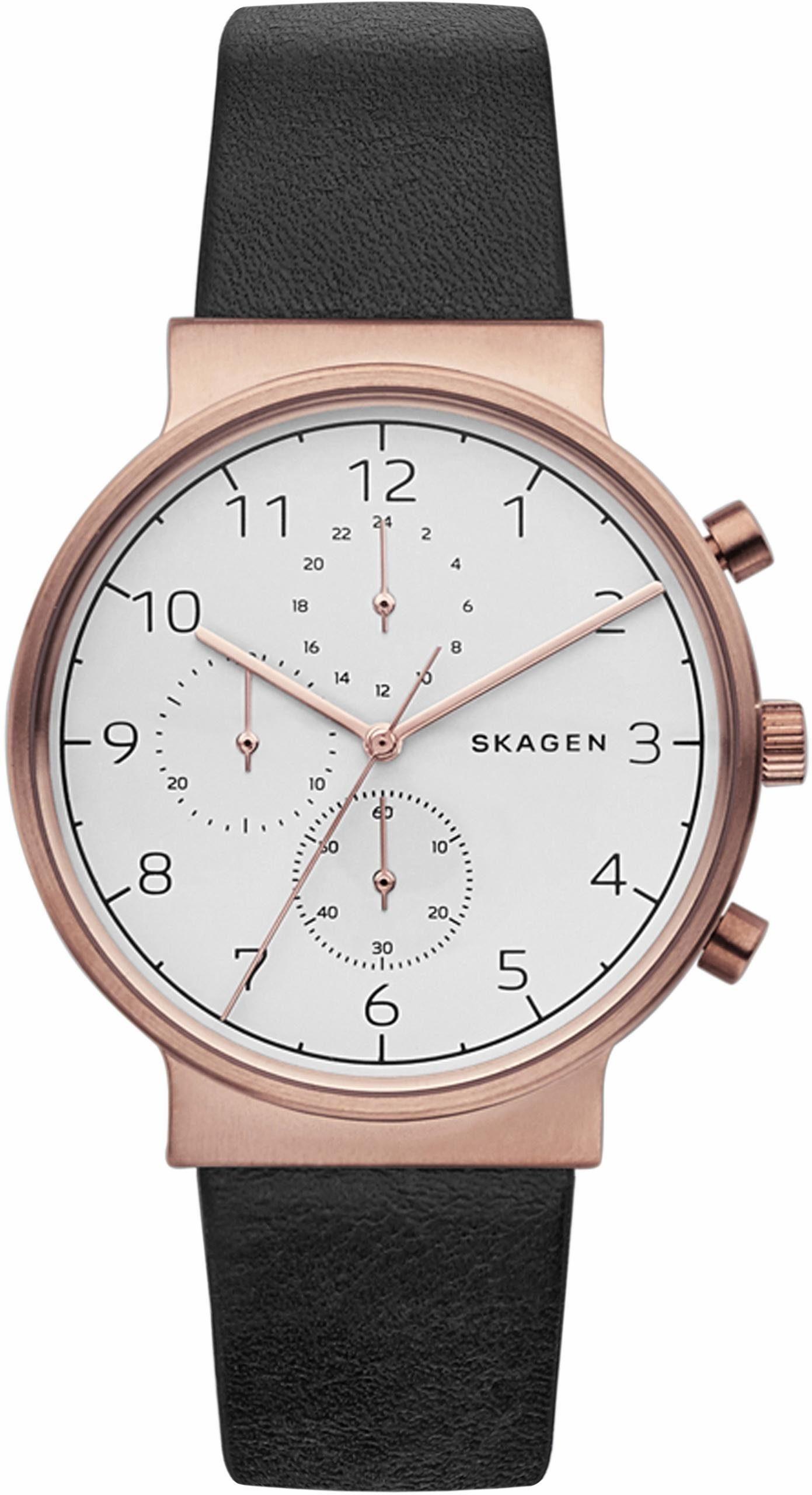 Skagen Chronograph »ANCHER, SKW6371«