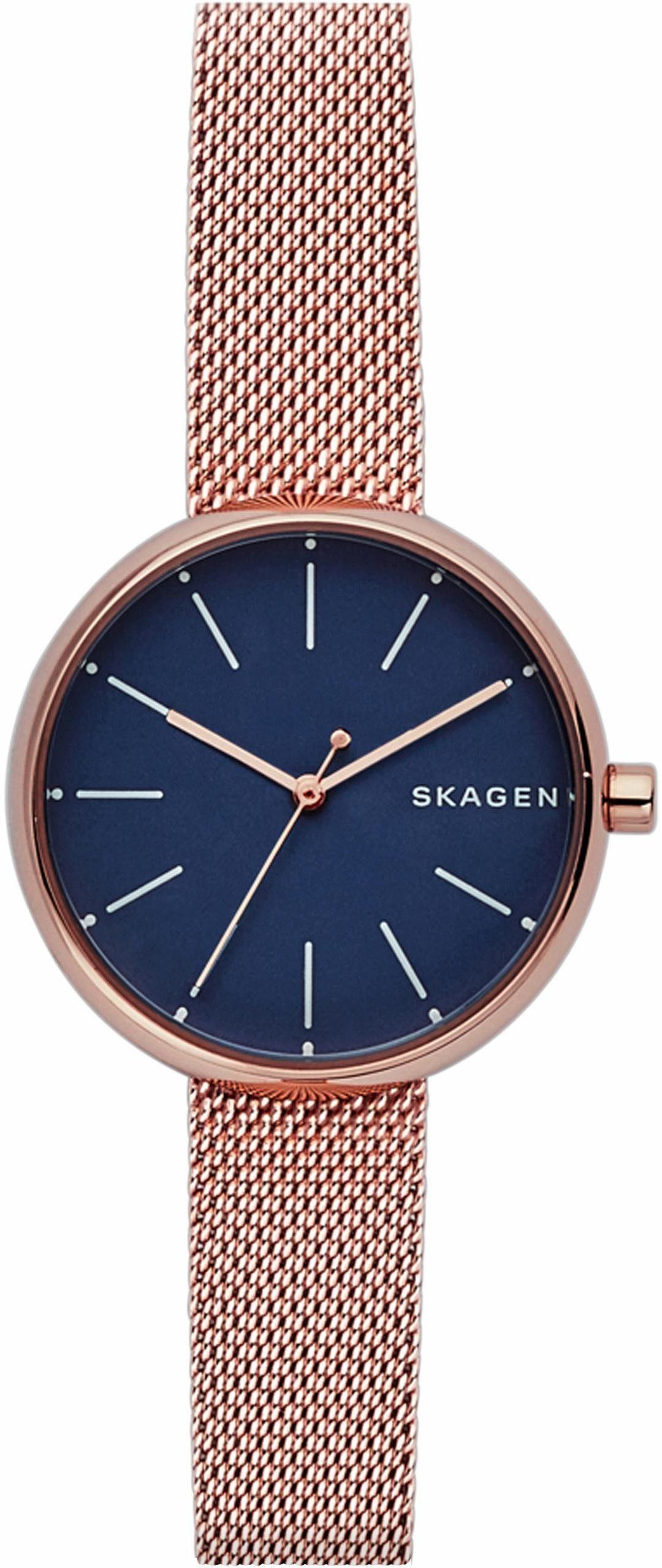 Skagen Quarzuhr »SIGNATUR, SKW2593«
