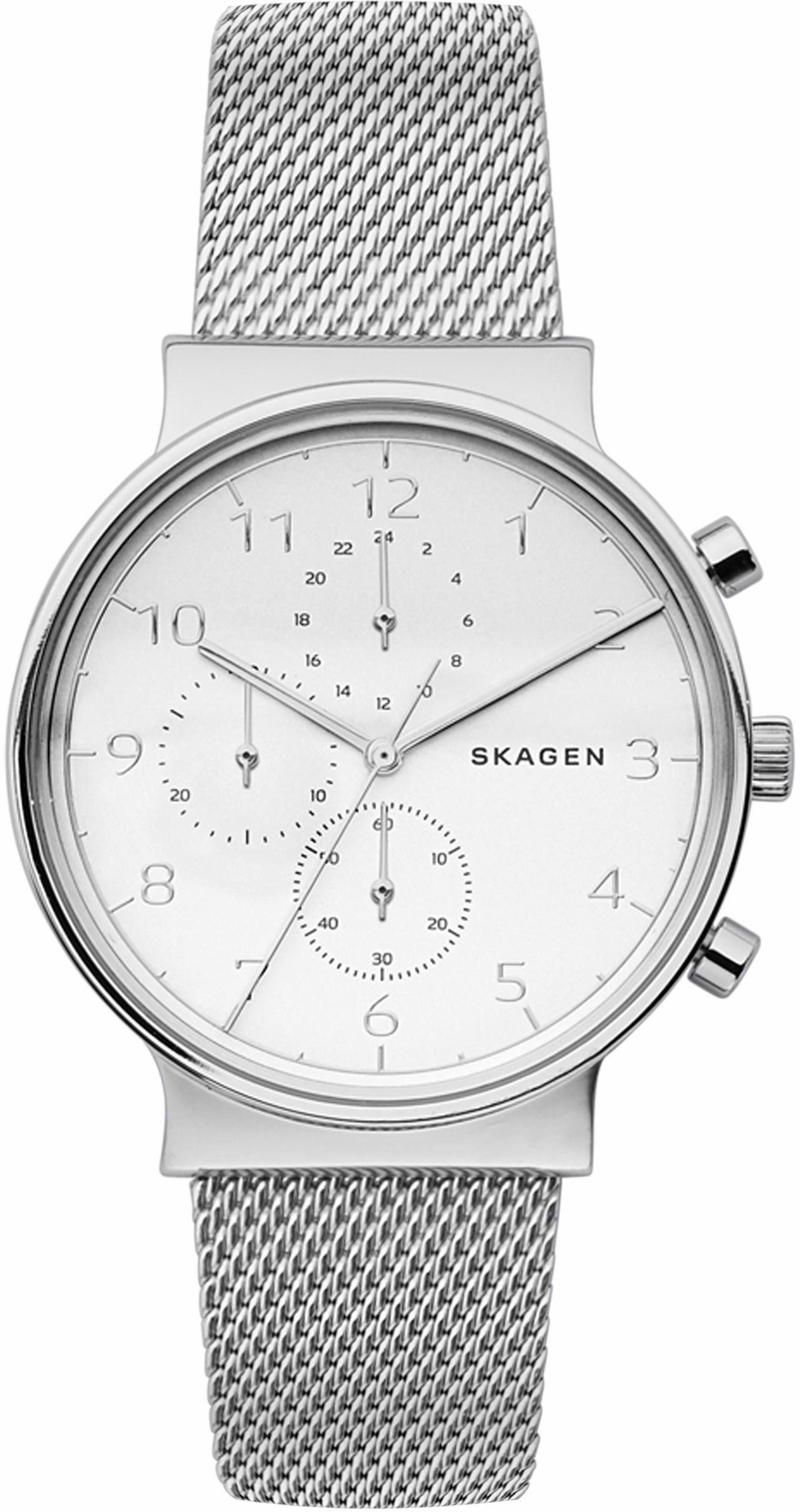 Skagen Chronograph »ANCHER, SKW6361«