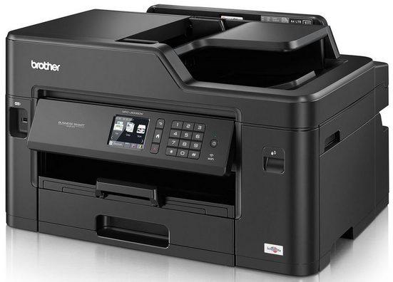 Brother Tintenstrahl-Multifunktionsdrucker »MFC-J5335DW DIN A3 4in1 Multifunktionsdrucker«
